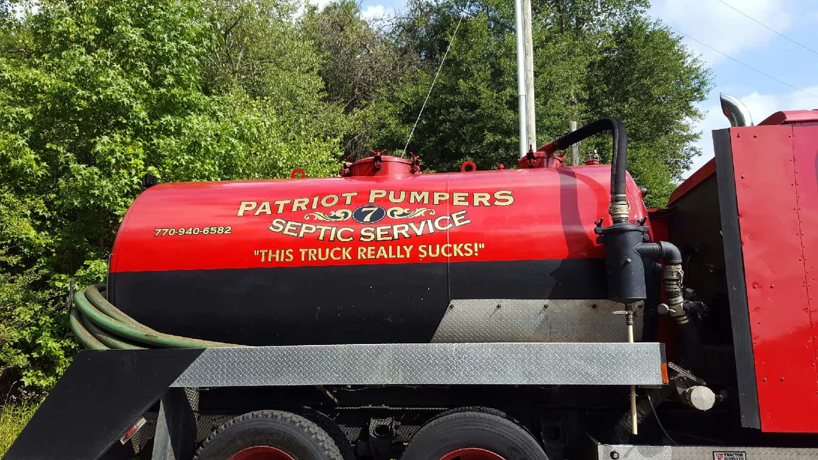 Patriot Pumpers - Licensed, Insured, Professional Septic Pumping Service